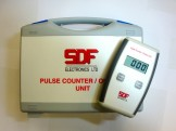 SDF Pulse Meter and Case